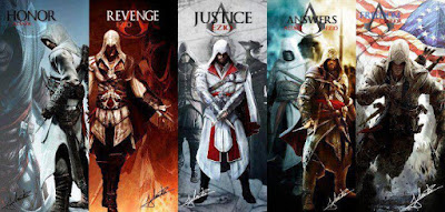 Juego Assasin's Creed