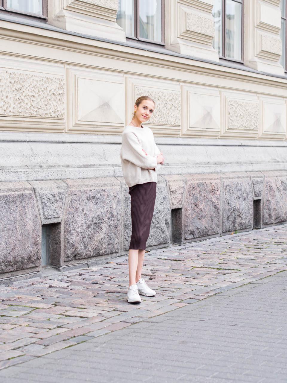 autumn-fashion-skirt-and-jumper-syksy-muoti-neule-villapaita-hame