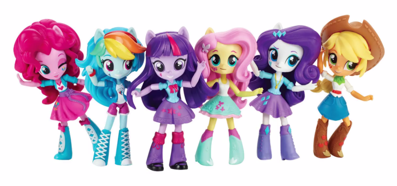 Equestria Girls Y My Little Pony Colombia Equestria Girls