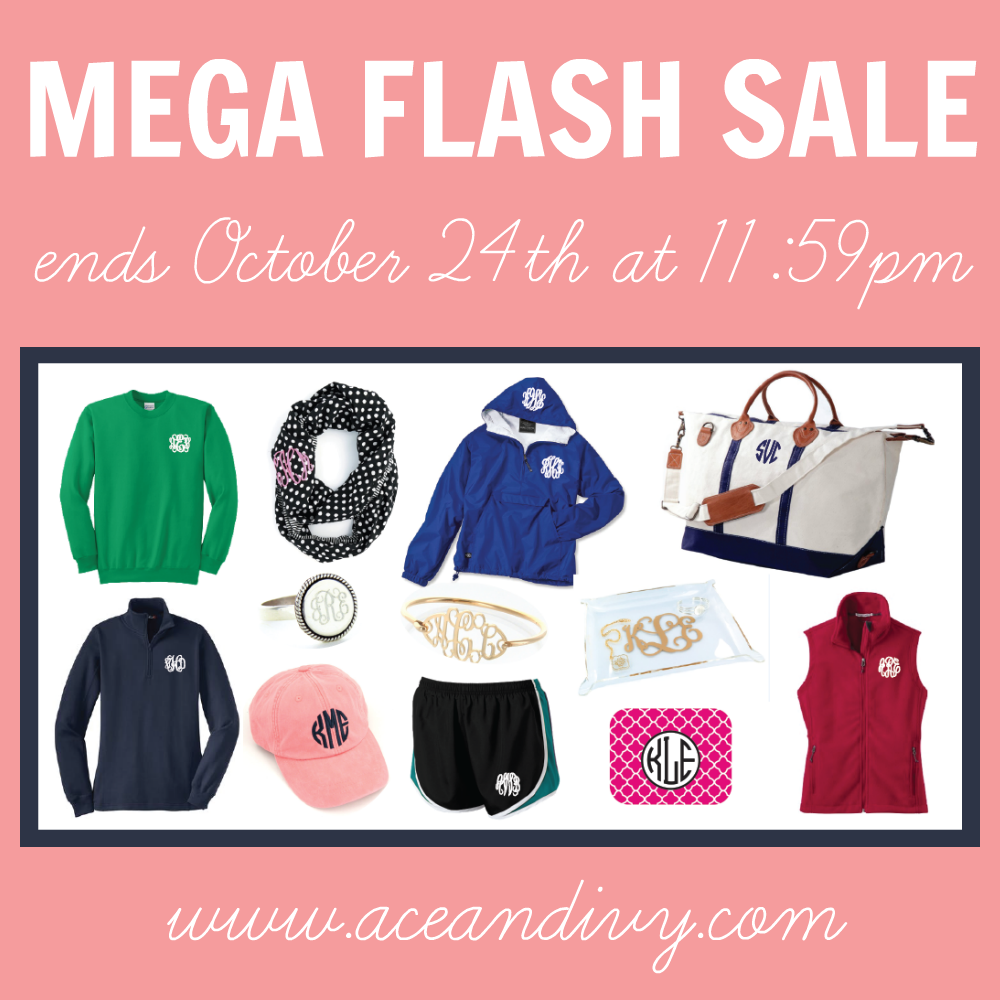 Ace and Ivy Flash Sale Friday