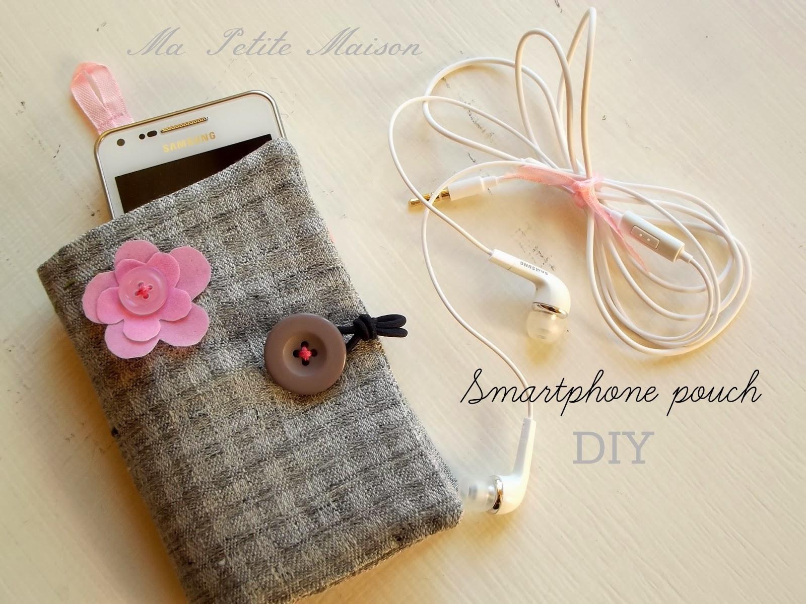 Custodia per smartphone DIY