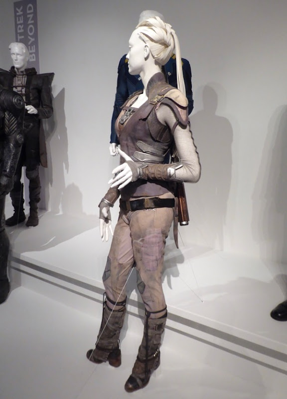 Jaylah costume Star Trek Beyond