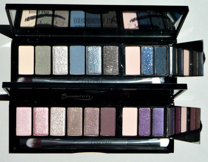 Lancome x Sonia Rykiel Fall 2016 Eyeshadow Palettes: review, photos, swatches