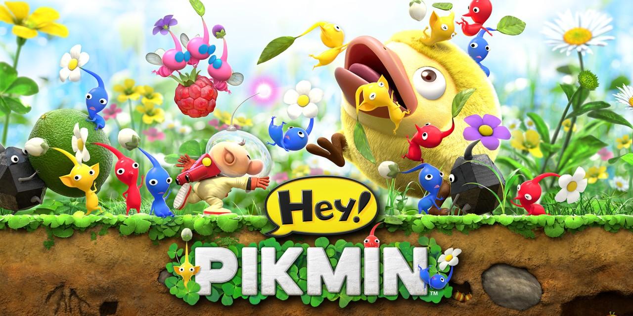 Análisis | Hey Pikmin!
