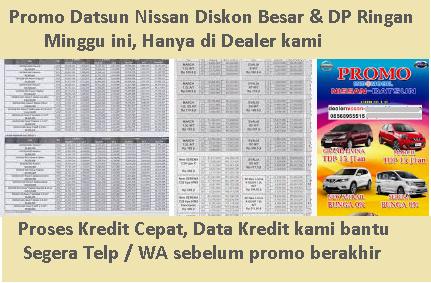 Harga kredit Mobil Datsun 2019 - Promo diskon