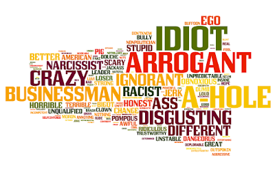 Bespoke Trump One Word Survey prior to 2016 election