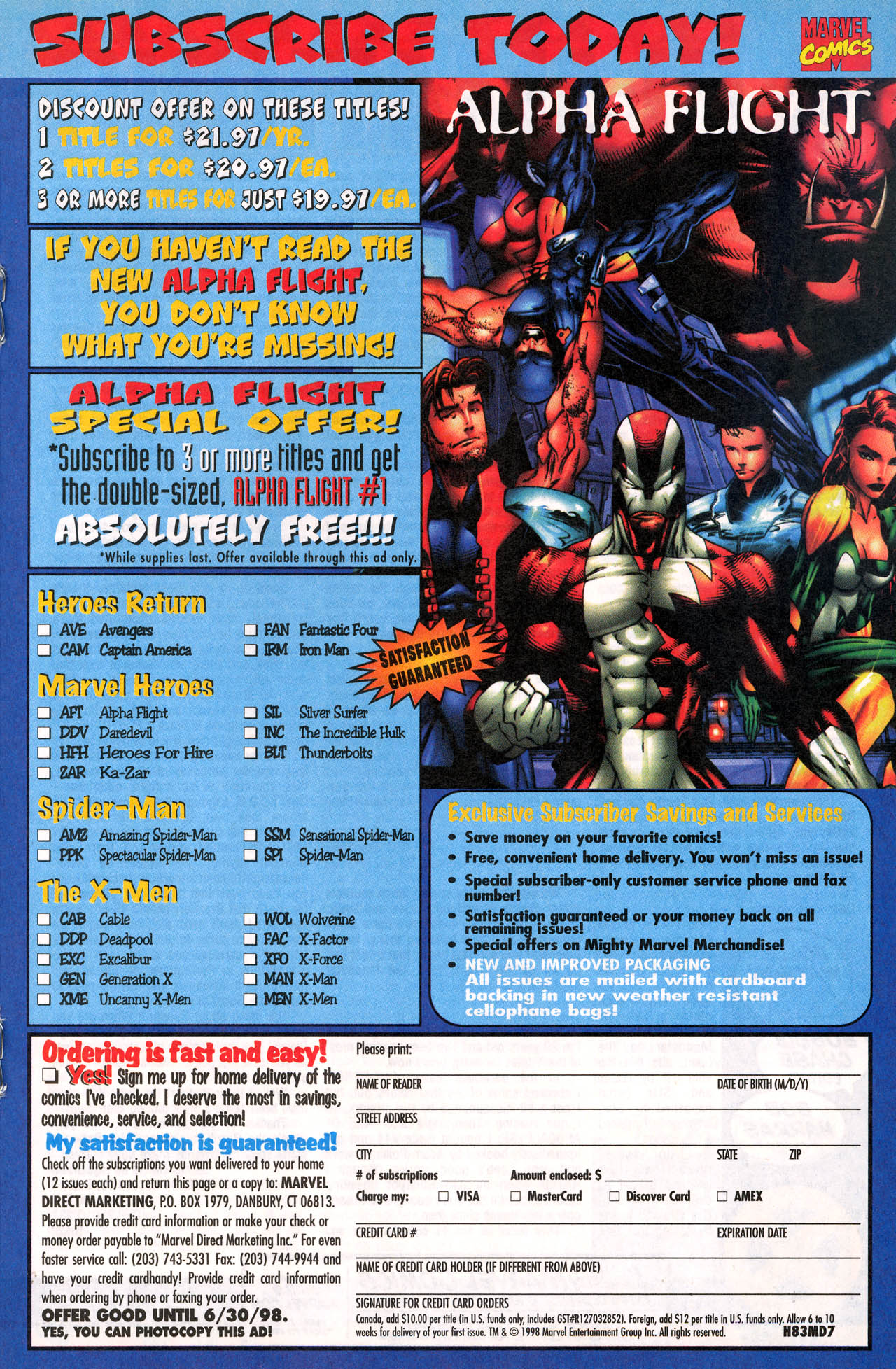 Read online X-Force (1991) comic -  Issue #77 - 20