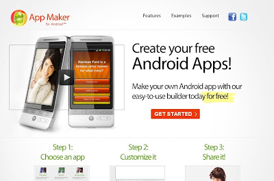 The Top 4 Websites to Create Android Apps Online for Free