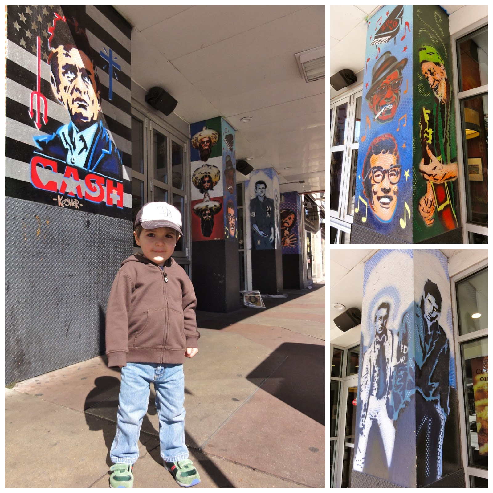 Baylor Street Art Wall: Exploring Austin Street Art: Graffiti, Murals, & Mosaics