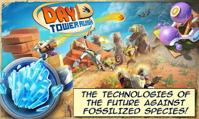 Day D: Tower Rush Apk v1.3.1 (Mod Money)