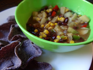 Balsamic Bean Corn Salsa