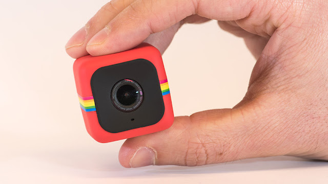 Polaroid Cube: Mini-Action-Cam in test