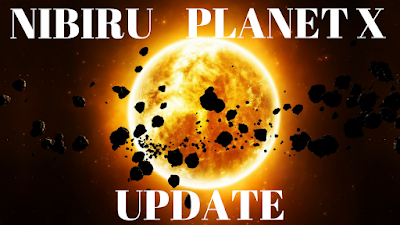 Space collisions Nibiru
