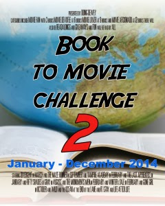 http://doingdeweydecimal.com//2013/12/12/book-to-movie-challenge-update/