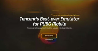 Tencent Emulator for pubg for pc