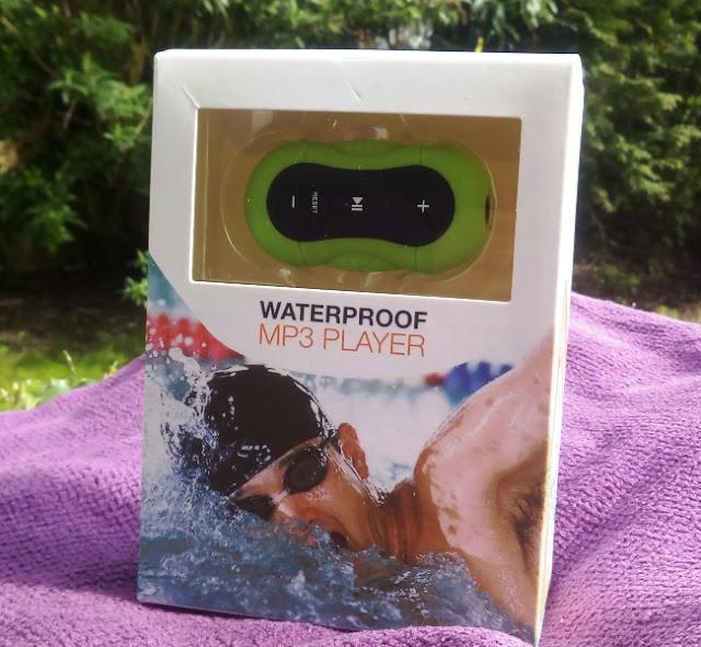 Aerb 4Gb Ipx8 Waterproof Mp3 Percentage Musician Amongst Waterproof Earphones!