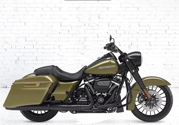 Harley Davidson Touring road king spesial harga spesifikasi komunitas group aksesoris
