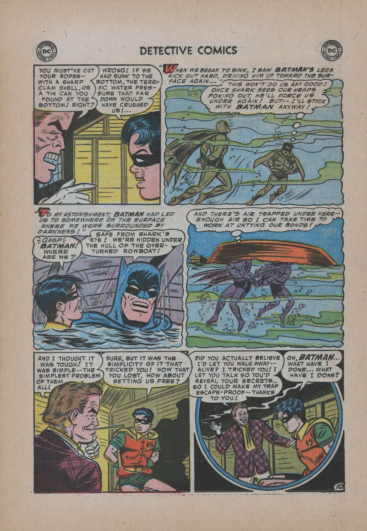 Detective Comics (1937) 221 Page 11