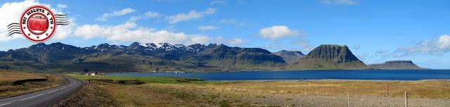 Grundarfjörður, Snæfellsnes, Islandia