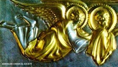 Resultado de imagen de recubrimientos metálicos de 2.000 años de antigüedad superior a los estándares de hoy