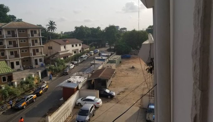 Re: Eviction Of Traders In Front Of President's Nima Residence