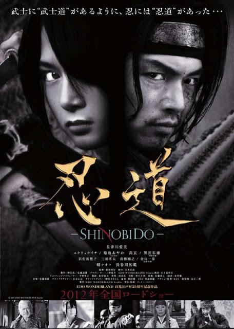 Shinobido, la voie du Ninja ddl