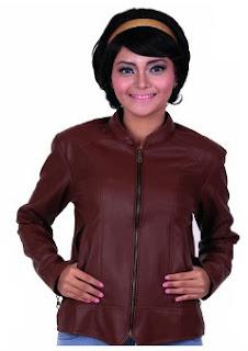 Jaket Wanita GAREU Original 5204
