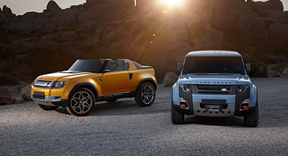 Land Rover Wary Of Chinese Firms Copying Its Concepts