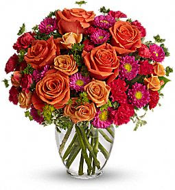 Fal Flowers Bouquet from Teleflora