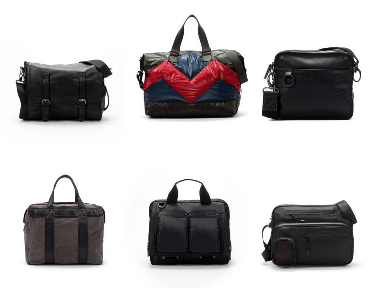 bastante agradable d1f98 d8d6c Bolsos De Mano Para Hombre Zara   Jaguar Clubs of North America
