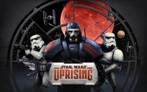 Free Download Game terbaru Star Wars Uprising MOD APK 2.1.1 2016