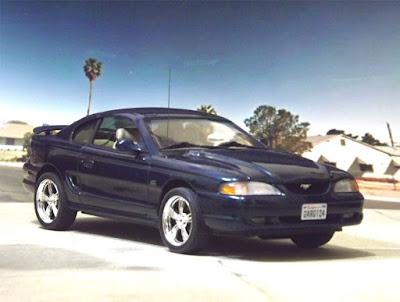 Mustang GT 1995 Revell 1/25