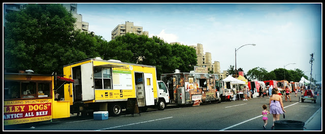 Revere Beach National Sand Sculpting Festival: Food Trucks
