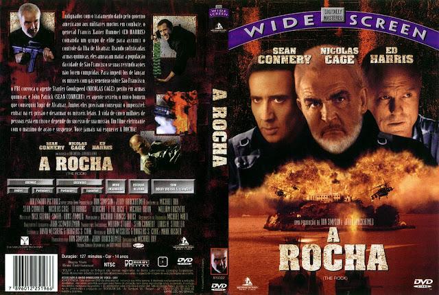 Capa DVD A Rocha