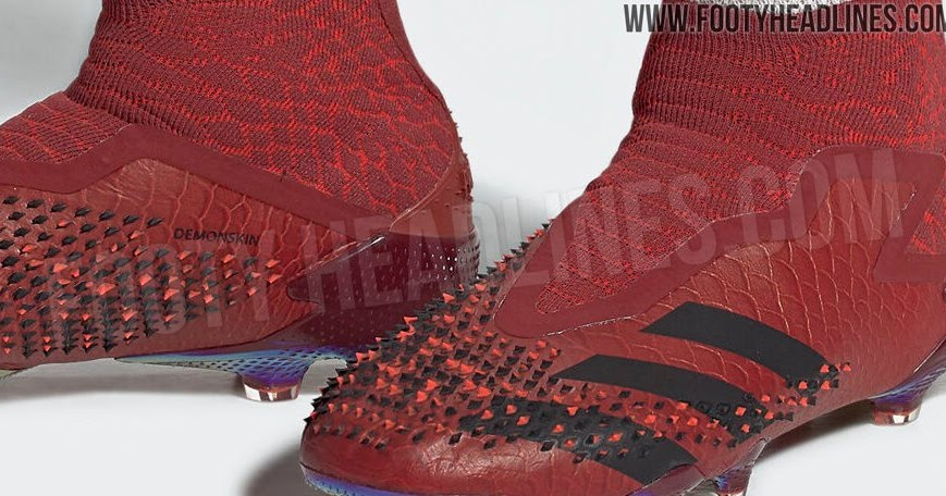 Crazy Adidas Predator 20 Animal Special Edition Boots