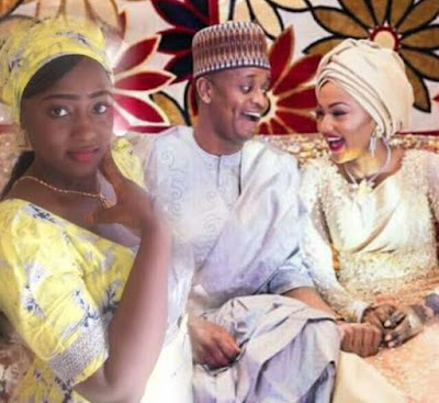 Desperate woman did all these to be at Zahra and Ahmed Indimi's wedding (photos)