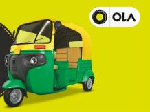 ola rickshaw booking