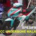 Perbandingan Spesifikasi Motosikal Yamaha Y15R, Honda Rs150, Suzuki Belang R150, dan Benelli RFS 150i