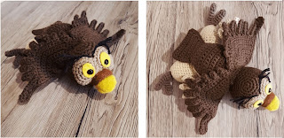 Ravelry: Igor Eeyore Winnie the Pooh pattern by Galencaixe Encaixe ... | 156x320