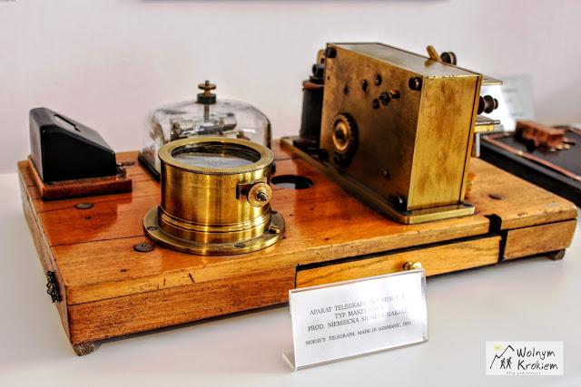 aparakt do komunikacji telegraficznej