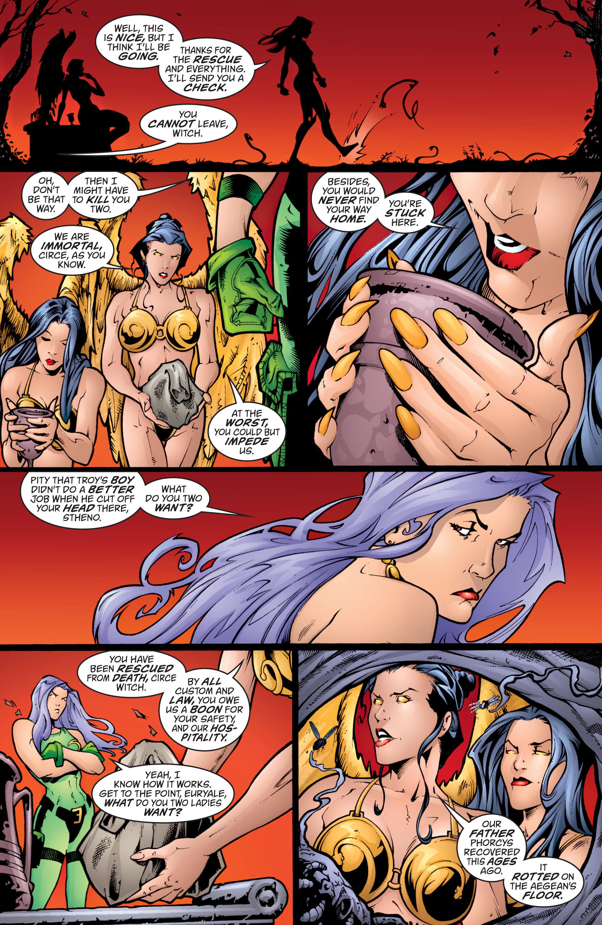 Read online Wonder Woman (1987) comic -  Issue #201 - 21