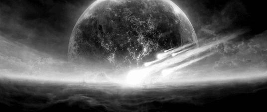Nonostante l'immagine apocalittica (ovviamente, ritoccata da me), Science Alert avvisava gli statunitensi del fatto che l'eclissi solare del 21 agosto 2017 non avrebbe predetto alcuno scontro interplanetario. Clicca sull'immagine per andare a leggere di più, che male non fa!