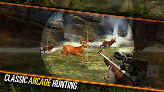 Deer Hunter Classic Mod Apk v3.2.1