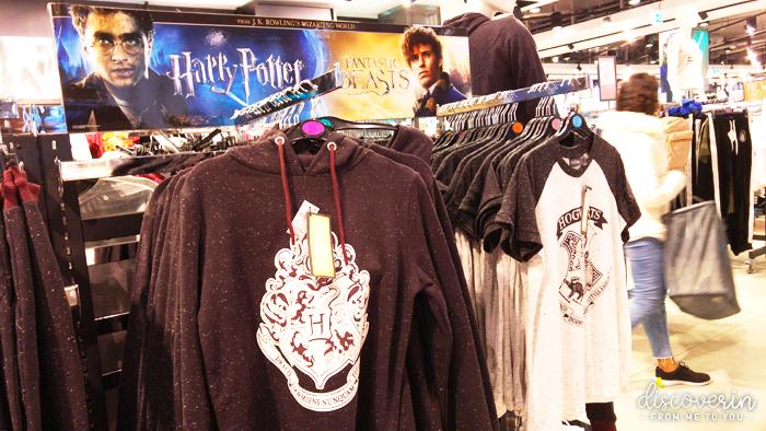 Goodies Harry Potter Primark