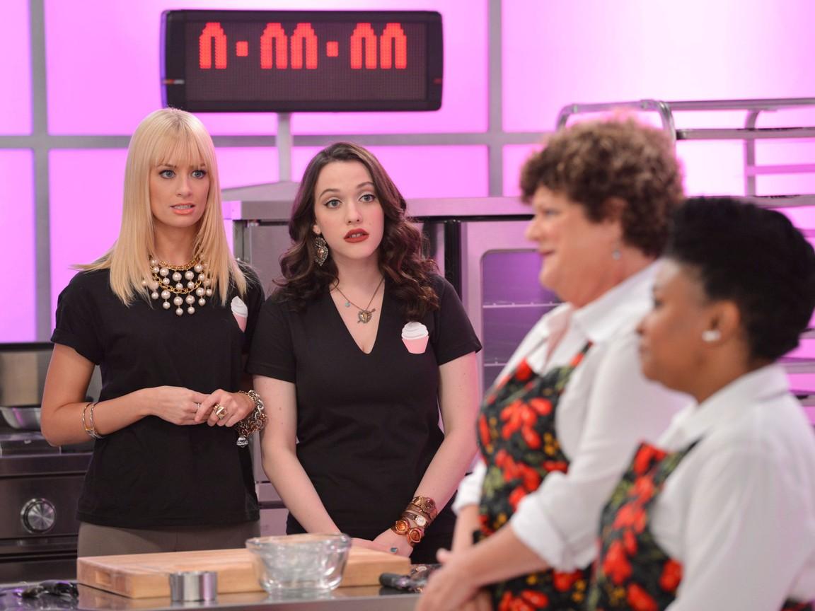 2 Broke Girls - Season 2 Episode 04: And the Cupcake War