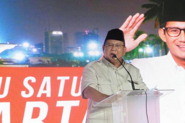 Siap Maju di Pilpres 2019, Prabowo Minta Kader Gerindra Lakukan Ini