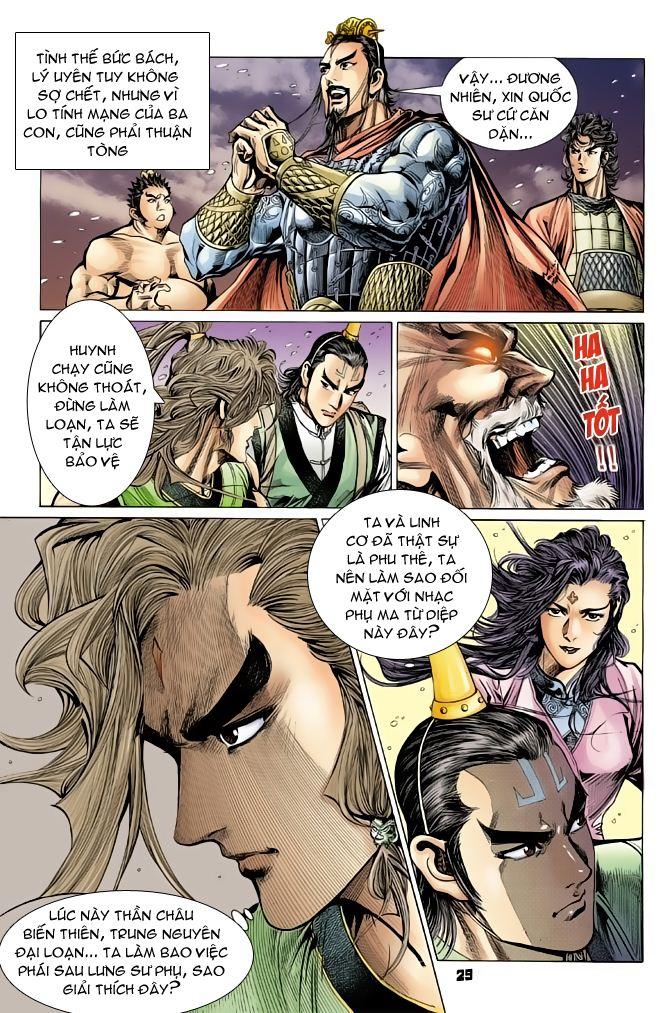Đại Đường Uy Long chapter 56 trang 29