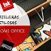 Prateleiras estilosas no home office | DIY (Faça Você Mesmo)