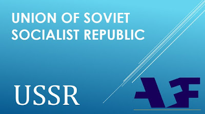 USSR Full Form | USSR Full Name in English