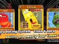 Game Larva Heroes MOD APK (Unlimited Gold) Terbaru